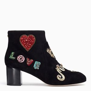 NEW Kate Spade New York Liverpool Ankle Boots